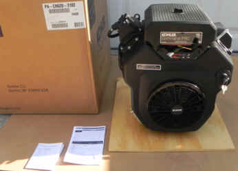 Kohler CH620-3102 Pro Basic 18 HP Command Twin Cylinder