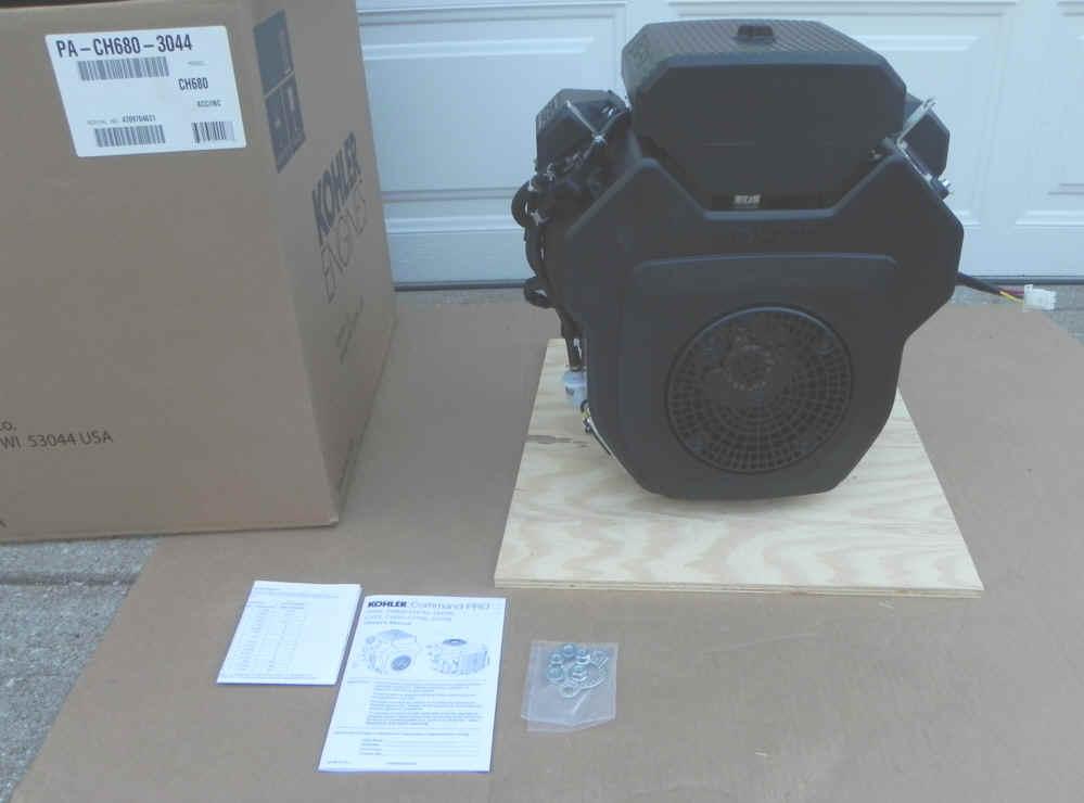 Kohler CH680-3044 FKA CH20S-64712 20 HP MILLER BOBCAT
