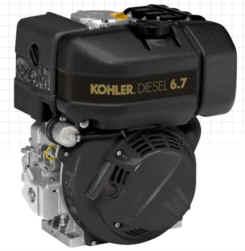 Kohler KD350-2001 Diesel 6.7 HP