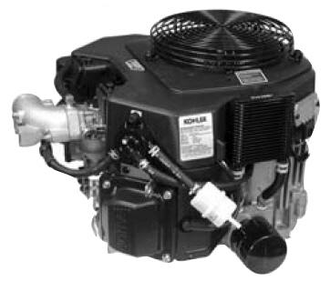 Kohler CV740-0017 CV25S Command Series