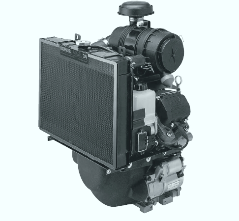Kohler LH775-0001 30 HP Aegis Series Liquid Cooled