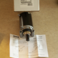 Kohler Electric Starter - Part Number 25 098 07-S