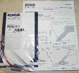 Kohler Clamping Diode Kit Part No. 25 755 40-S