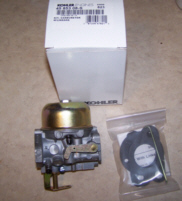 Kohler Carburetor - Part No. 45 853 08-S