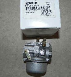 Kohler Carburetor - Part No. 52 053 70-S