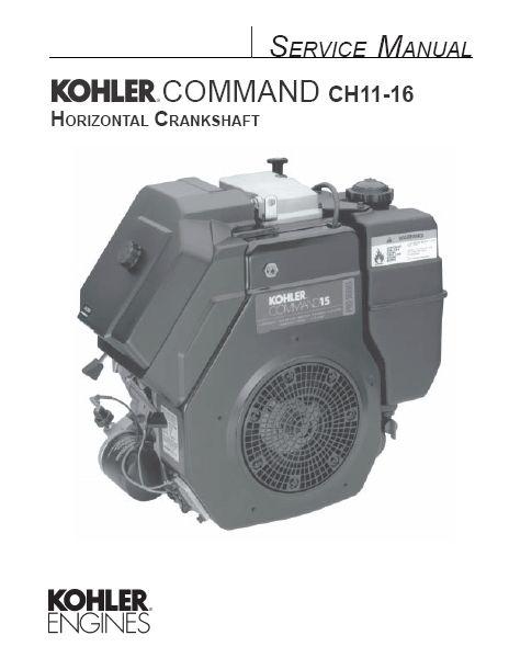 Kohler Engine Repair Parts : Kohler engines service manual free engine image