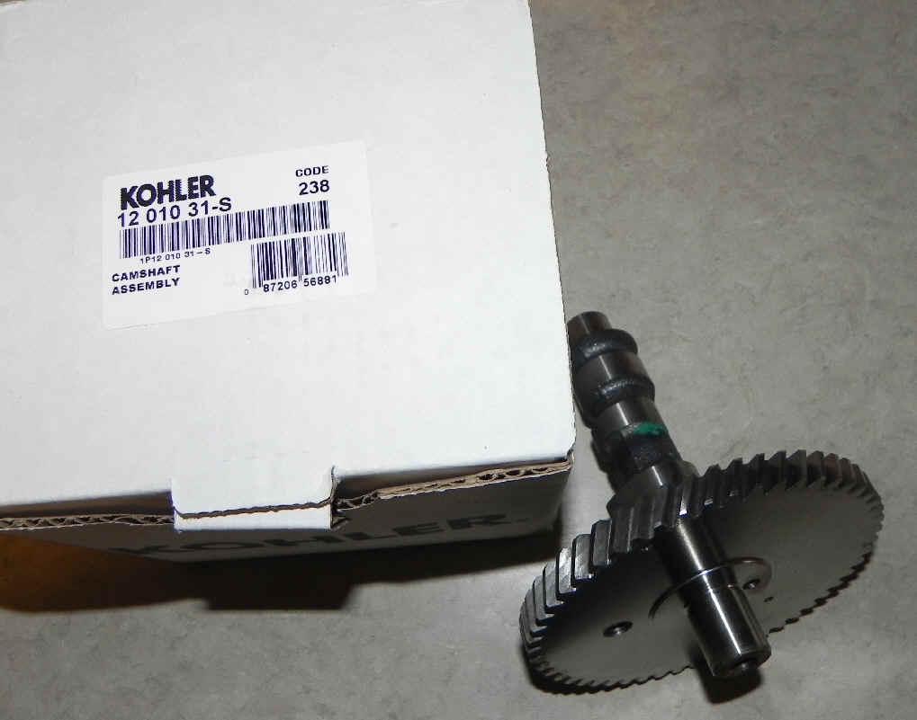 Kohler Camshaft - Part No. 12 010 31-S