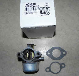 Kohler Carburetor - Part No. 12 853 149-S
