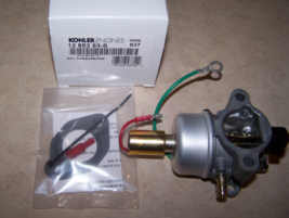 Kohler Carburetor - Part No. 12 853 93-S