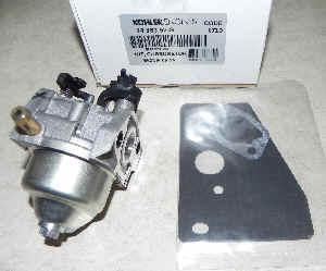 Kohler Carburetor - Part No. 14 853 52-S