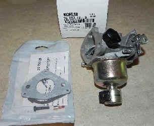 Kohler Carburetor - Part No. 16 853 19-S