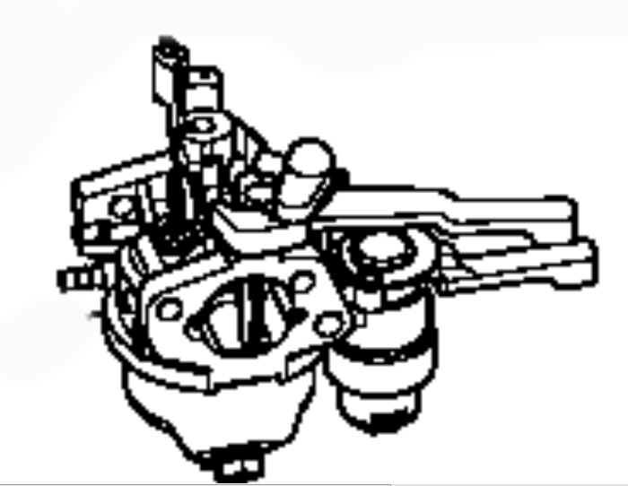 Kohler Carburetor Parts