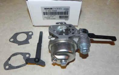 Kohler Carburetor - Part No. 17 853 113-S
