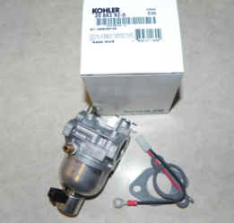 Kohler Carburetor - Part No. 20 853 92-S