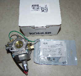 Kohler Carburetor - Part No. 24 853 168-S
