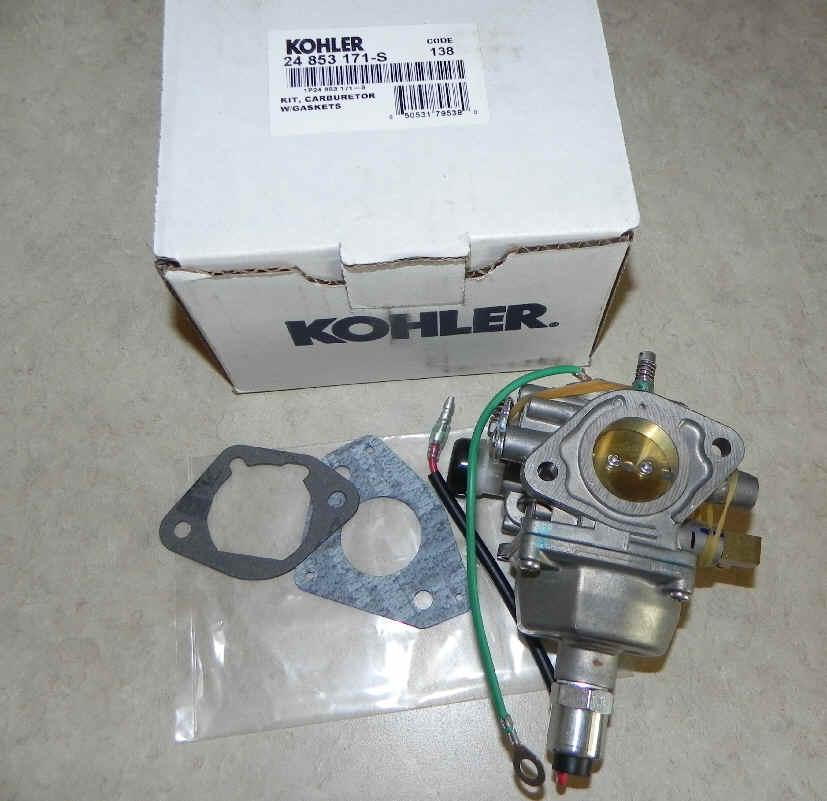 Kohler Engine Parts : Kohler engine spec s free image for user