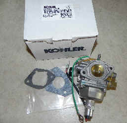 Kohler Carburetor - Part No. 24 853 171-S FKA 24 853 97-S