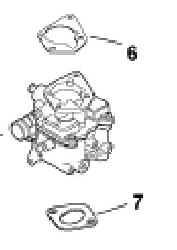 Kohler Carburetor - Part No. 24 853 181-S