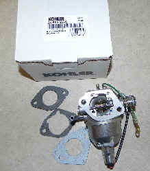 Kohler Carburetor - Part No. 24 853 22-S