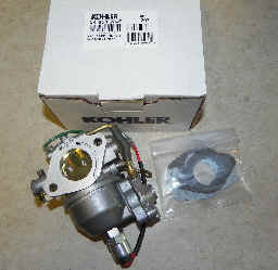 Kohler Carburetor - Part No. 24 853 26-S
