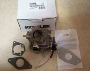 Kohler Carburetor - Part No. 24 853 43-S