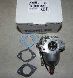 Kohler Carburetor - Part No. 24 853 57-S