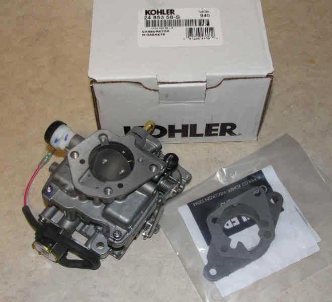 kohler engines carburetor parts  kohler  free engine image