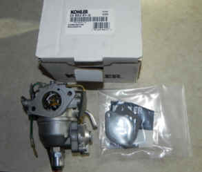 Kohler Carburetor - Part No. 24 853 81-S