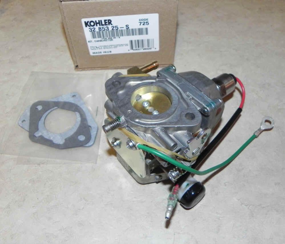 Kohler Carburetor Part No 32 853 25 S