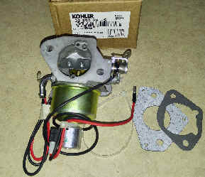 Kohler Carburetor - Part No. 32 853 28-S