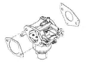Kohler Carburetor - Part No. 32 853 63-S