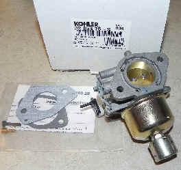 Kohler Carburetor - Part No. 32 853 75-S