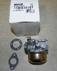 Kohler Carburetor - Part No. 41 853 06-S