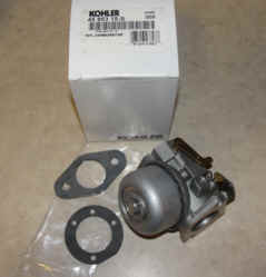 Kohler Carburetor - Part No. 45 853 15-S