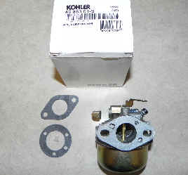 Kohler Carburetor - Part No. 46 853 01-S
