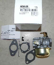 Kohler Carburetor - Part No. 47 853 23-S