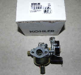 Kohler Carburetor - Part No. 48 853 02-S