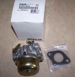 Kohler Carburetor - Part No. 52 853 25-S