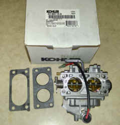 Kohler Carburetor - Part No. 62 853 15-S