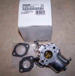 Kohler Carburetor - Part No. 63 853 10-S