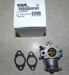 Kohler Carburetor - Part No. 63 853 35-S