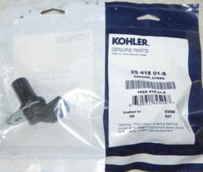 Kohler Speed Sensor Part No 25 418 01-S