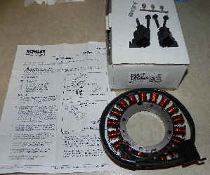 Kohler Stator Part No 28 085 02-S