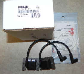 Kohler Ignition Coil MDI Conversion Kit Part No. 32 707 01-S