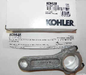 Kohler Connecting Rod - Part No. 12 067 12-S  25 Under Rod