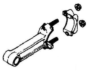 Kohler Connecting Rod - Part No. 52 067 67-S Standard Rod