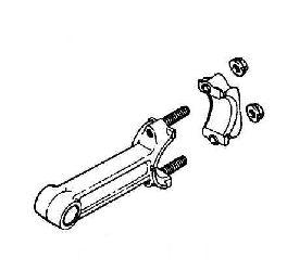 Kohler Connecting Rod - Part No. 52 067 72-S  10 Under Rod
