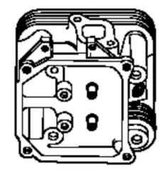 Kohler Cylinder Head - Part No. 24 318 111-S