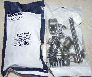 Kohler Cylinder Head Hardware Kit 24 755 147-S