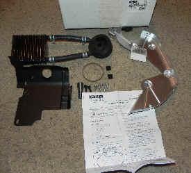 Kohler Oil Cooler Kit Part No 24 755 120-S